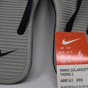673bdbaca760 Nike Shoes - Nike solarsoft thong ll 488161-090 Sandals flip